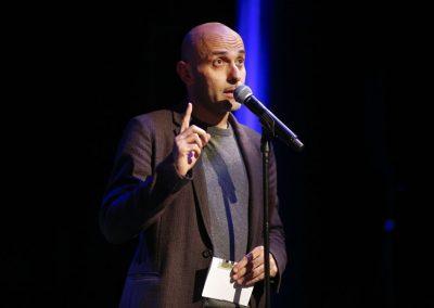 Premiazione il direttore Stefano Mastruzzi
