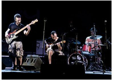 PAOLO LUCIANI trio