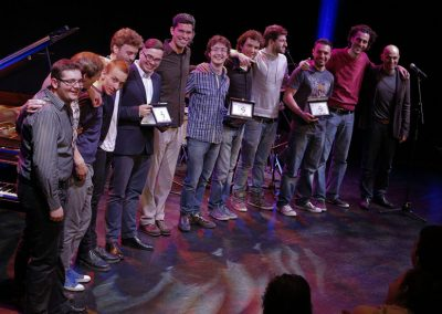 Tutti i finalisti
